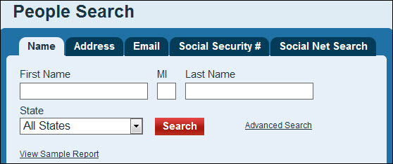 HOW TO: Search By Social Security Number (SSN